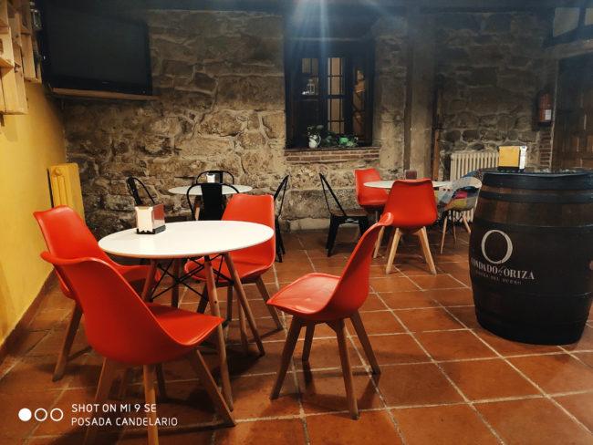 Cafeteria posada de Candelario