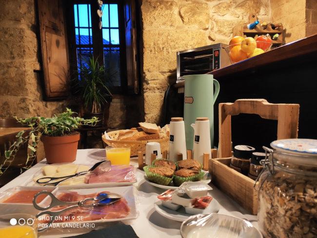 desayunos posada de Candelario-12