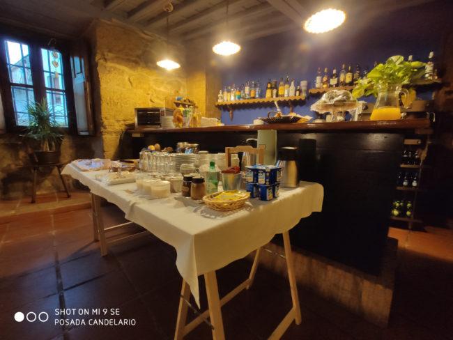 desayunos posada de Candelario-19