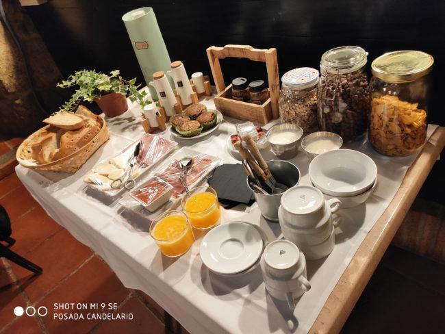 desayunos posada de Candelario-2